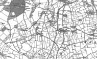 Old Map of Trerhyngyll, 1897