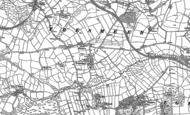 Old Map of Tresmeer, 1882