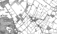 Old Map of Troston, 1882 - 1883