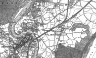 Old Map of Tutshill, 1900 - 1920