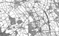 Old Map of Twyn-yr-odyn, 1898 - 1915