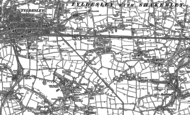 Old Map of Tyldesley, 1891 - 1892
