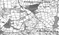 Old Map of Tythegston, 1913 - 1914