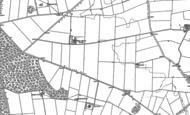 Old Map of Upper Morton, 1884