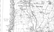 Old Map of Upton, 1905