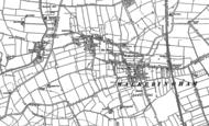 Old Map of Walkeringham, 1898 - 1905