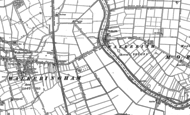 Old Map of Walkerith, 1898 - 1905