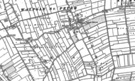 Old Map of Walpole Highway, 1886