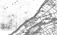Old Map of Walton Bay, 1883 - 1902