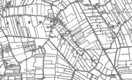 Old Map of Walton Highway, 1886 - 1901