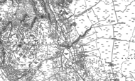 Old Map of Watendlath, 1897 - 1898