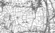 Old Map of Waterthorpe, 1901
