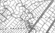 Old Map of Welney, 1900 - 1901