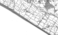 Old Map of West Bexington, 1901