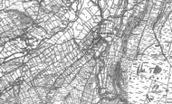 Old Map of West Burton, 1891 - 1910