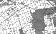 Old Map of West Ella, 1888 - 1908