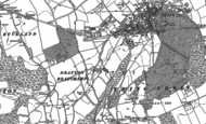 Old Map of West Leith, 1896 - 1923