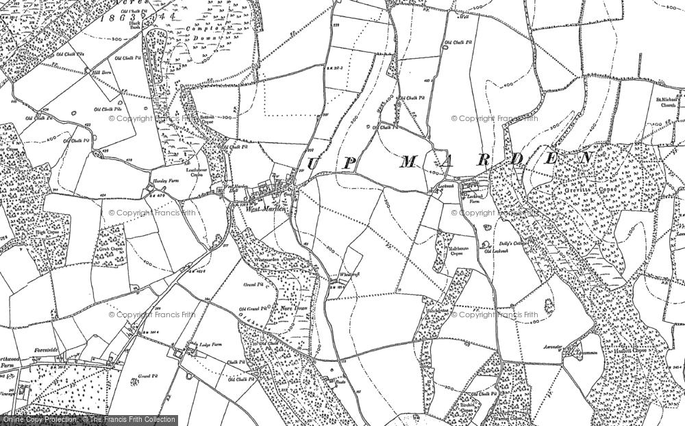 West Marden, 1910
