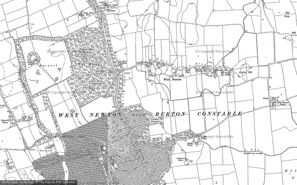 West Newton, 1889