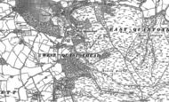 West Quantoxhead, 1886 - 1902