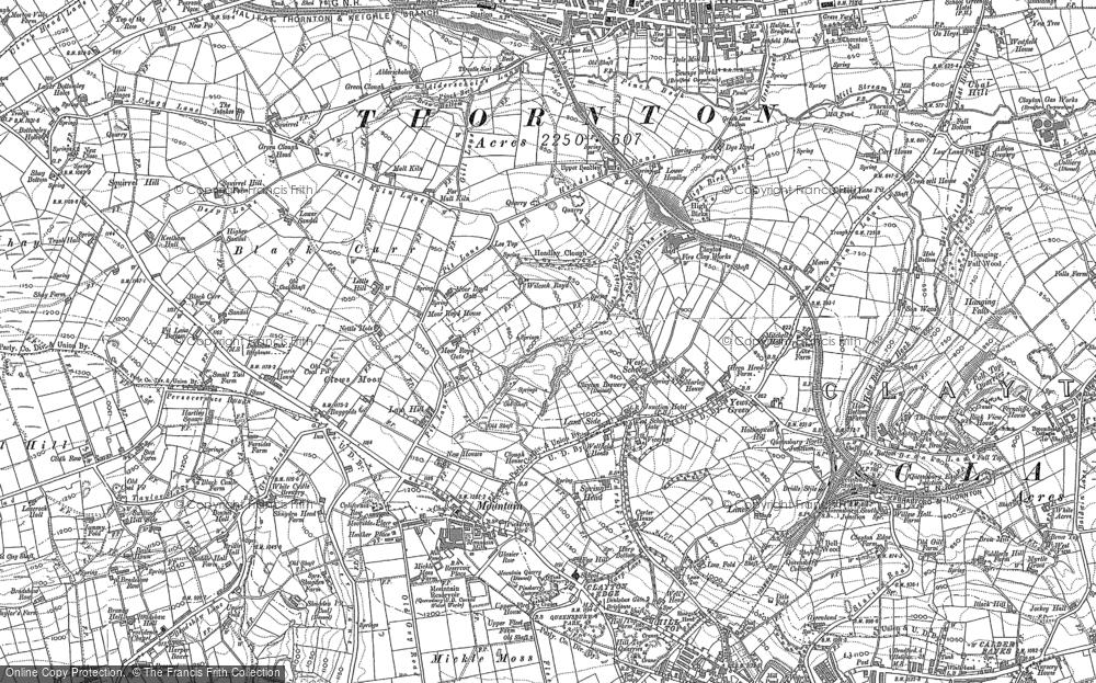 West Scholes, 1891