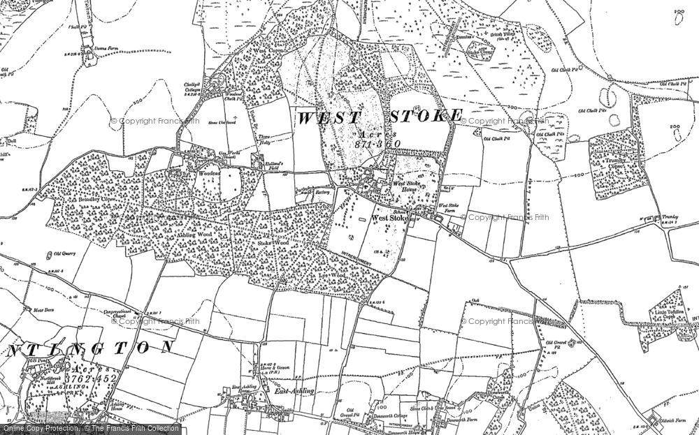 West Stoke, 1874 - 1896