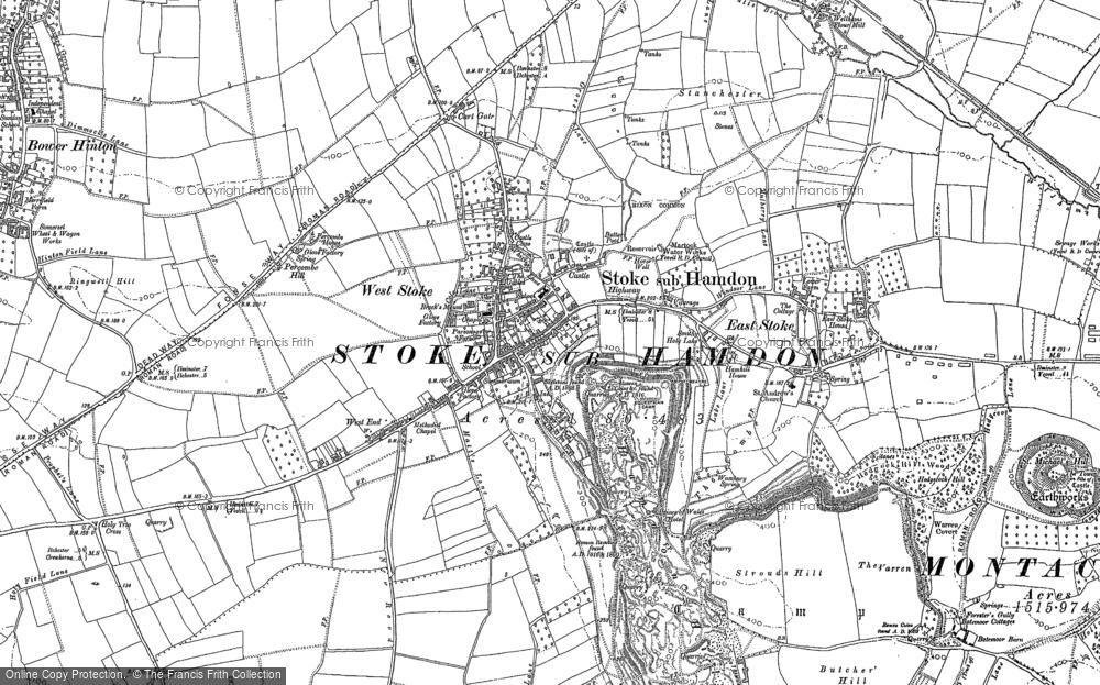 West Stoke, 1886