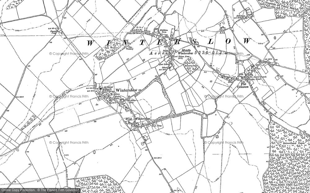 West Winterslow, 1908 - 1923