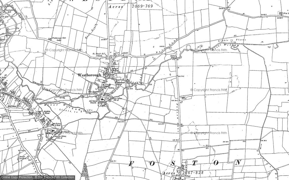 Westborough, 1886 - 1887