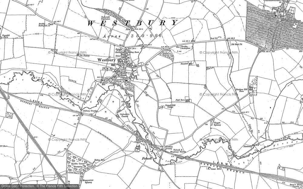Westbury, 1898