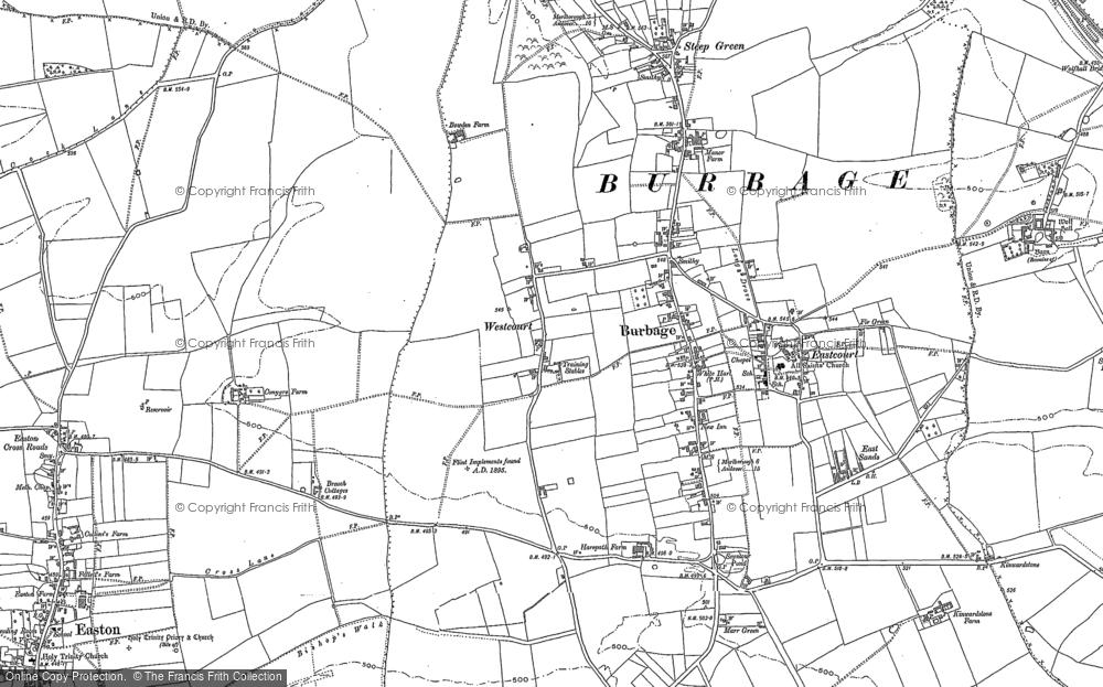 Westcourt, 1899