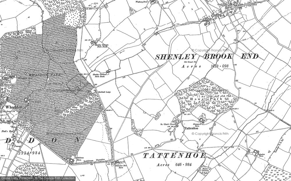 Westcroft, 1898 - 1924