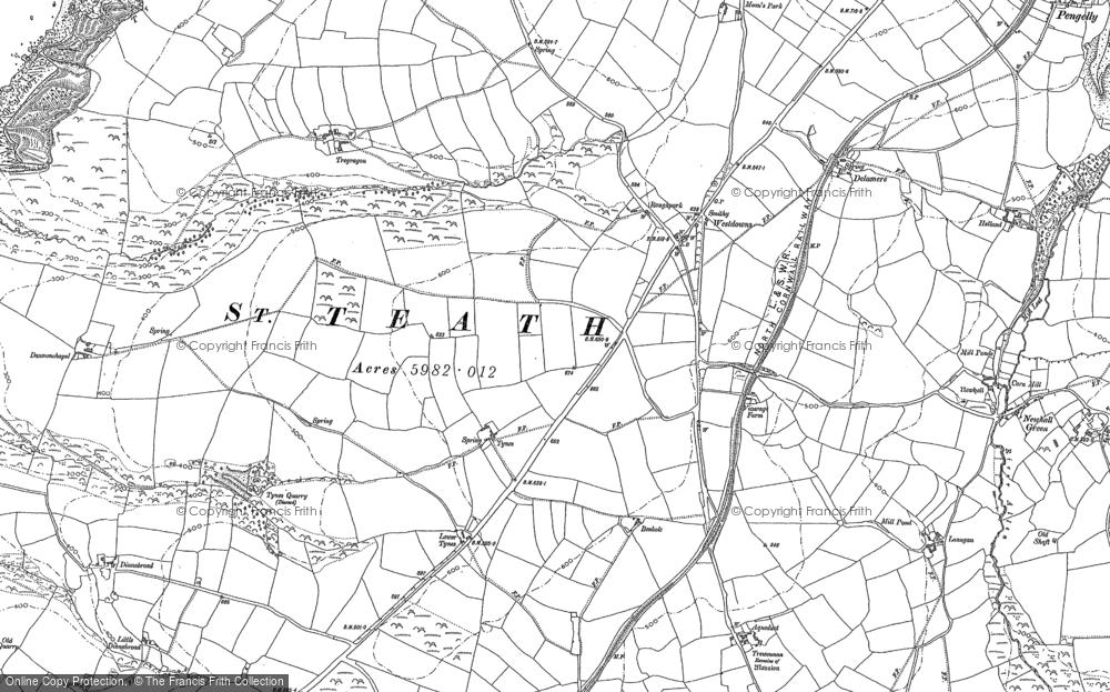 Westdowns, 1905