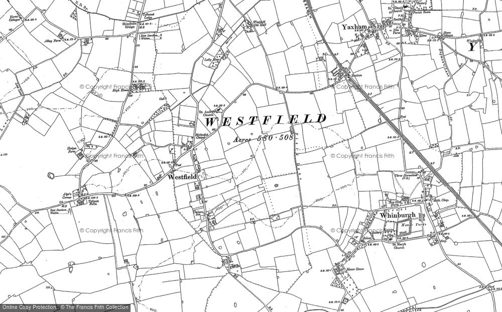Westfield, 1882 - 1886