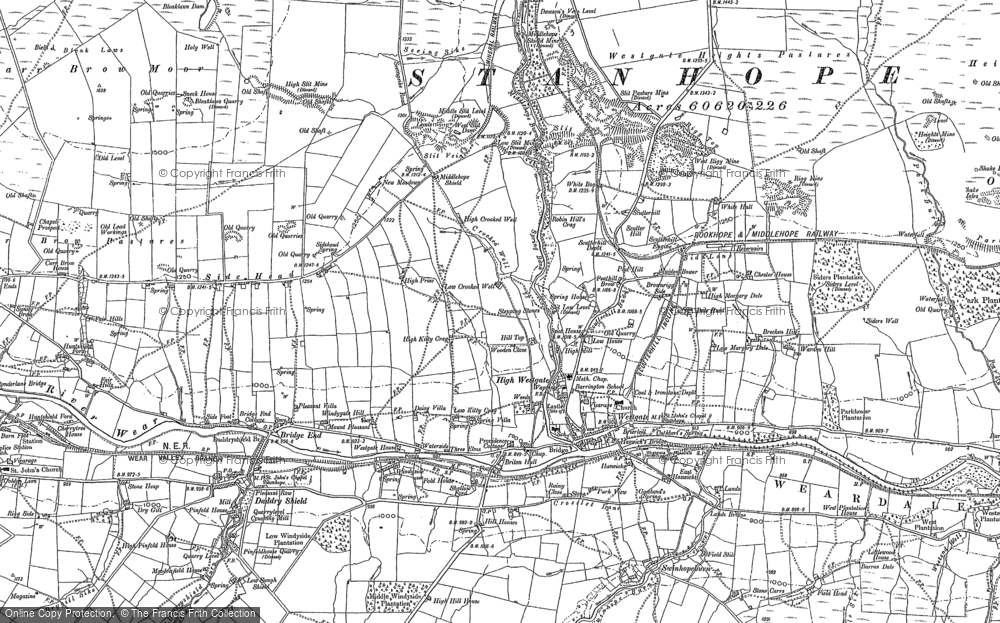 Westgate, 1895 - 1896