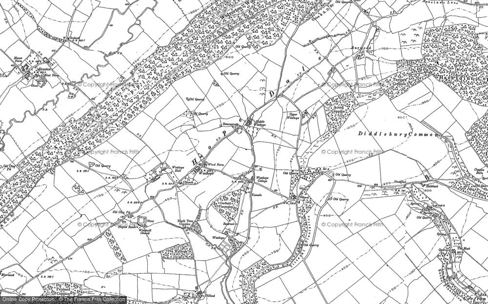 Westhope, 1883