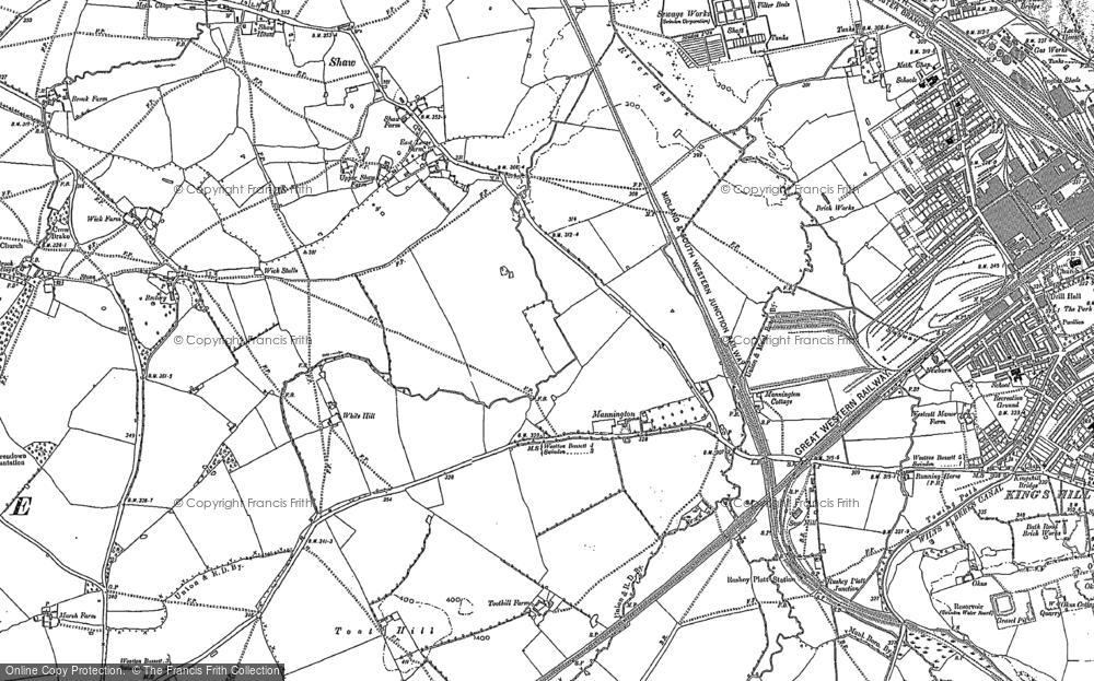 Westlea, 1899