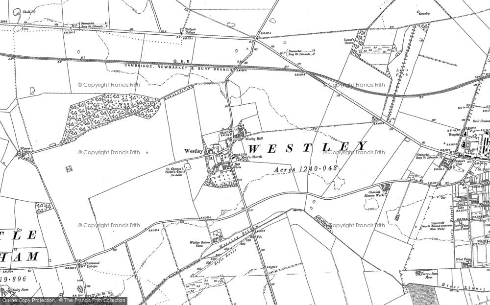 Westley, 1883 - 1884
