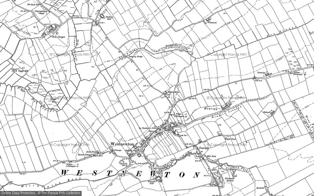 Westnewton, 1899 - 1923