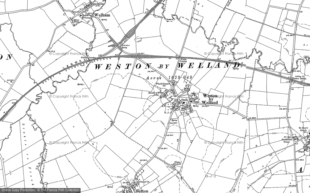 Weston by Welland, 1899 - 1902