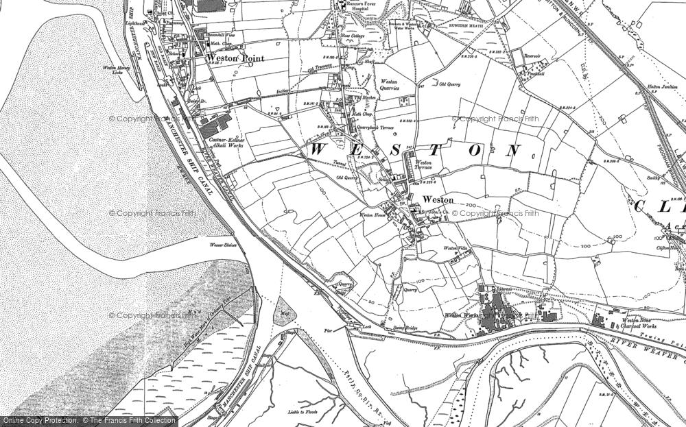 Weston Village, 1897 - 1908