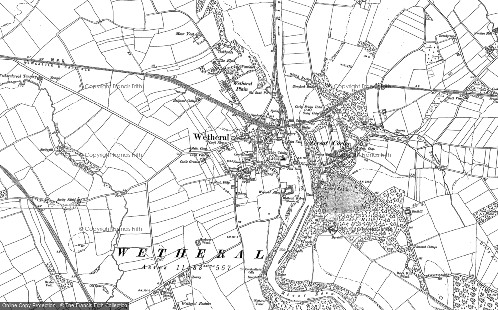 Wetheral, 1899