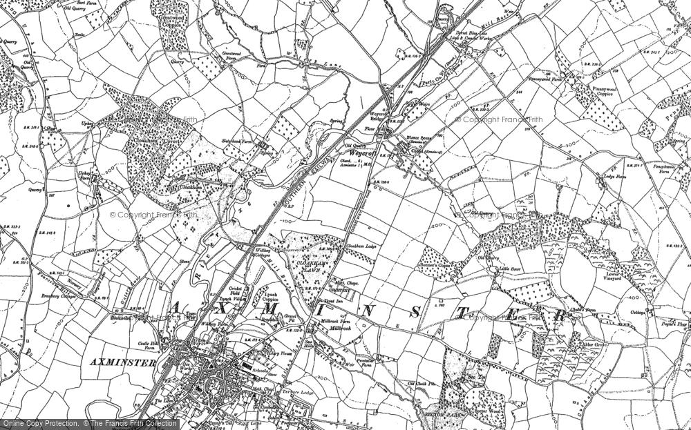 Weycroft, 1903