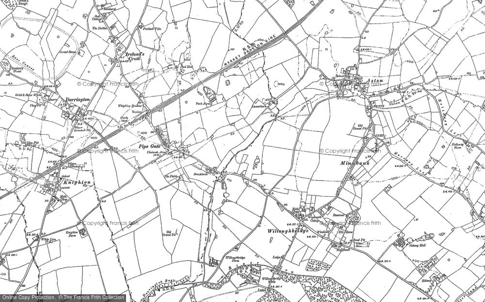 Weymouth, 1898 - 1900