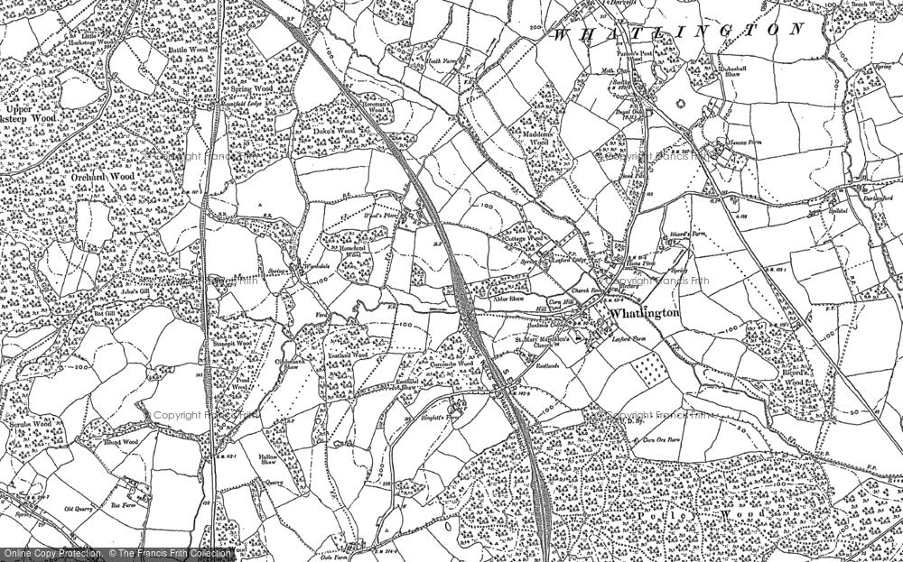Whatlington, 1897