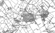 Old Map of Wheatfield, 1897 - 1919