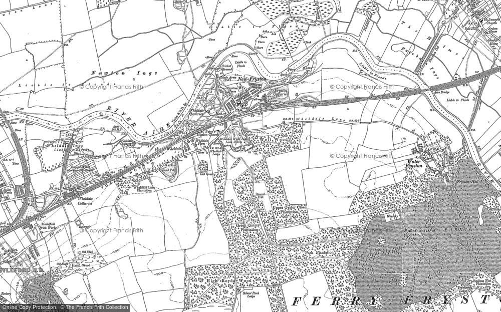 Wheldale, 1890