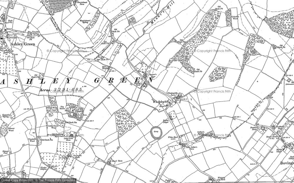 Whelpley Hill, 1897 - 1923