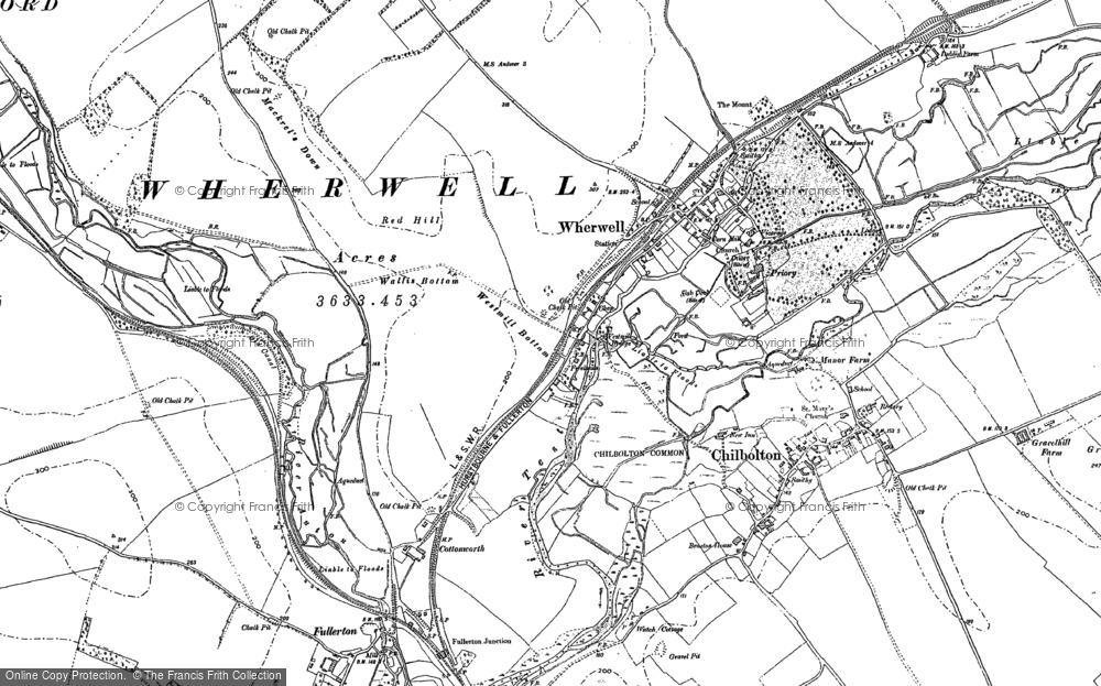 Wherwell, 1894
