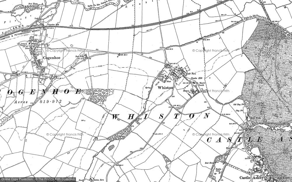 Whiston, 1899